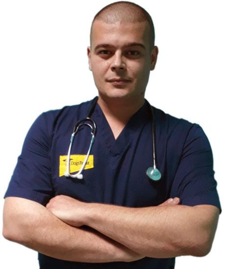 Dr Nemanja Rudić